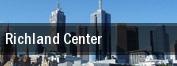 Richland Center tickets