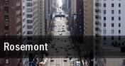 Rosemont tickets