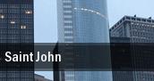 Saint John tickets