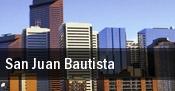 San Juan Bautista tickets