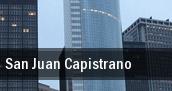 San Juan Capistrano tickets
