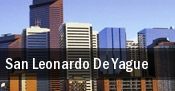 San Leonardo De Yague tickets