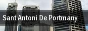 Sant Antoni De Portmany tickets