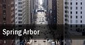 Spring Arbor tickets