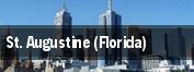St. Augustine (Florida) tickets