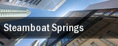 Steamboat Springs tickets