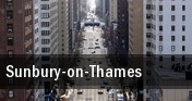 Sunbury-on-Thames tickets