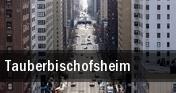 Tauberbischofsheim tickets