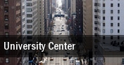 University Center tickets