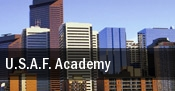 U.S.A.F. Academy tickets