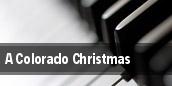 A Colorado Christmas tickets