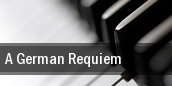 A German Requiem tickets
