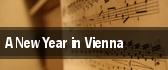 A New Year in Vienna tickets