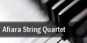 Afiara String Quartet tickets