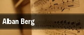 Alban Berg tickets