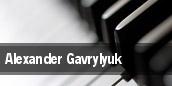 Alexander Gavrylyuk tickets