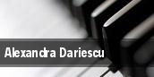 Alexandra Dariescu tickets