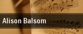 Alison Balsom tickets