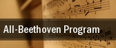 All-Beethoven Program Boston tickets