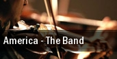 America - The Band tickets
