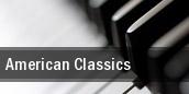 American Classics tickets