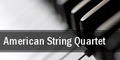 American String Quartet tickets