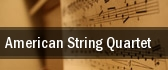American String Quartet The Palladium tickets