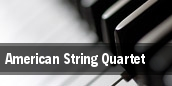 American String Quartet Tulsa tickets