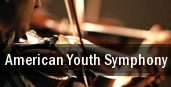 American Youth Symphony tickets