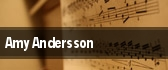 Amy Andersson tickets