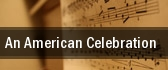 An American Celebration tickets