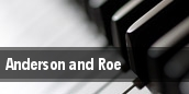 Anderson and Roe tickets