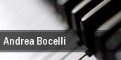 Andrea Bocelli Albany tickets