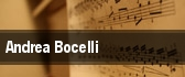 Andrea Bocelli Pepsi Center tickets