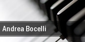 Andrea Bocelli Washington tickets