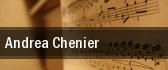 Andrea Chenier tickets