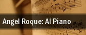 Angel Roque: Al Piano Miami Dade County Auditorium tickets