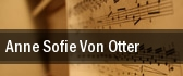 Anne Sofie Von Otter tickets