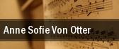 Anne Sofie Von Otter tickets