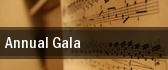 Annual Gala tickets