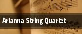Arianna String Quartet Lenox tickets