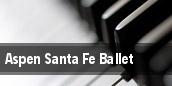 Aspen Santa Fe Ballet Lincoln tickets