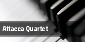 Attacca Quartet tickets