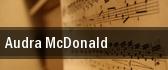 Audra McDonald Stamford tickets