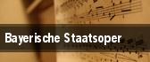 Bayerische Staatsoper tickets