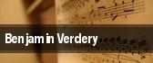 Benjamin Verdery Kaufmann Concert Hall at 92nd Street Y tickets