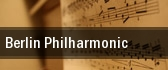 Berlin Philharmonic New York tickets