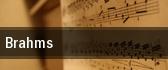 Brahms tickets