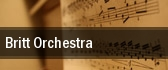 Britt Orchestra Britt Festivals Gardens And Amphitheater tickets