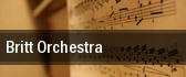Britt Orchestra Britt Festivals Gardens And Amphitheater tickets